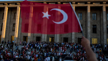 Attempted Military Coup In Turkey