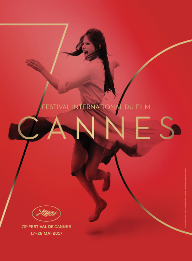 Afis Festivalul Film Cannes