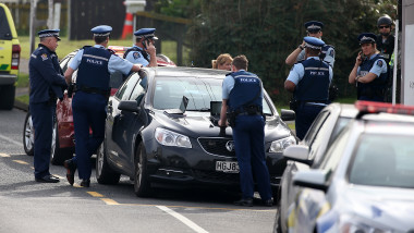 Residents Evacuated As Armed Police Respond To Incident In South Auckland
