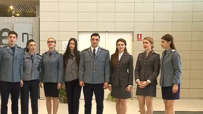 uniforme politisti