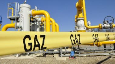 Importurile de gaze din Rusia, în creștere cu aproape 50%