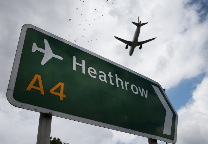 The Debate Over The Third Runway At Heathrow Airport Continues