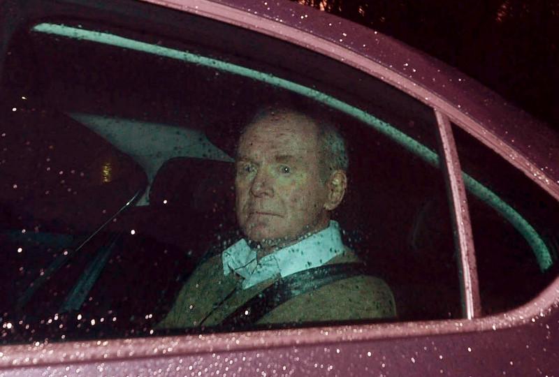 Martin McGuinness Resigns As Deputy First Minister