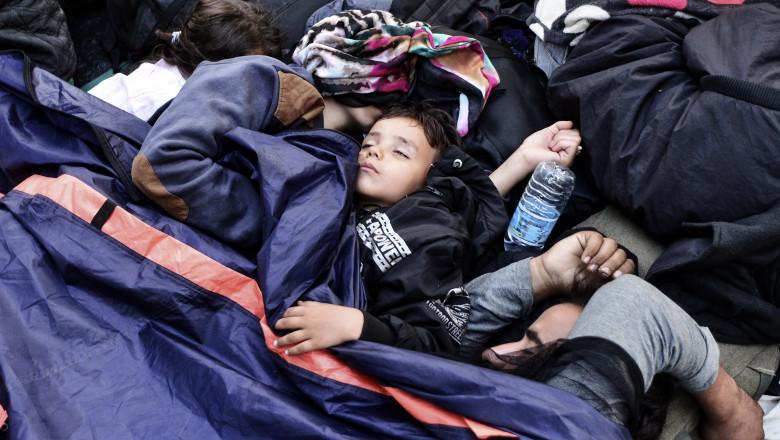 refugiati - GettyImages - 12 oct 15