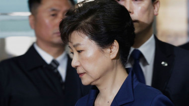 Park Geun-hye To Attend Court Hearing In Seoul