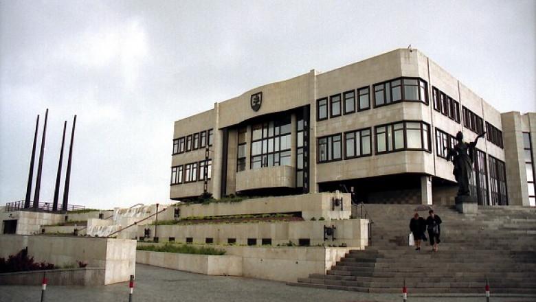 parlament slovacia