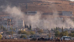 Refugees Flee Syria As ISIS Advances On Kobani