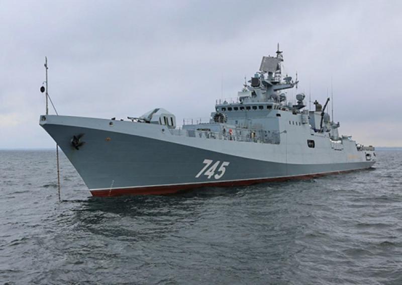 amiral grigorovici