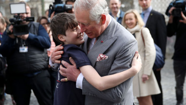 The Prince Of Wales Visits Romania - Day 3