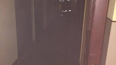 incendiu garsoniera Oradea 020417