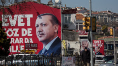 The Omnipresent Image Of President Erdogan As Turkey Faces Referendum