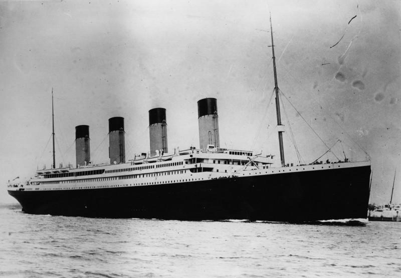 Scufundarea Titanicului noua ipoteza pentru tragedie