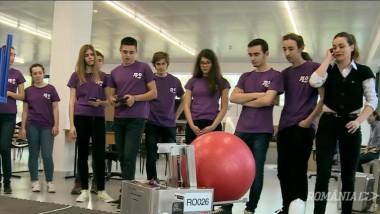 tineri robotica