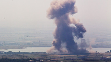 Tensions Rise Along The Israeli/Syrian Border