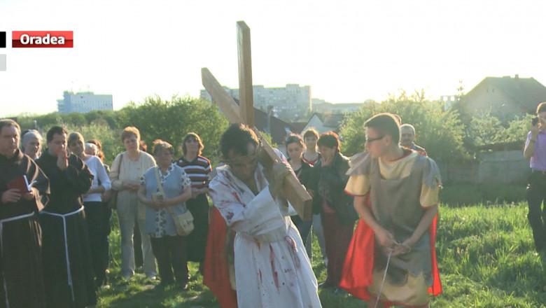 VO drumul Crucii