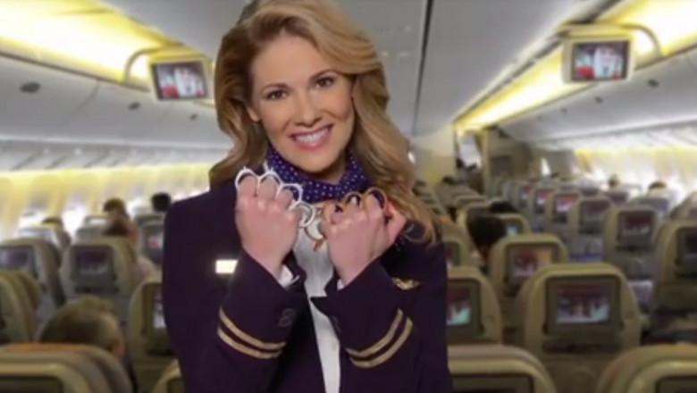 united airlines parodie