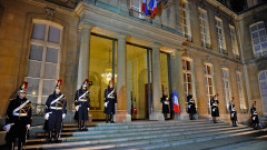 Nicolas Sarkozy And Prince Charles Attend a Private Dinner