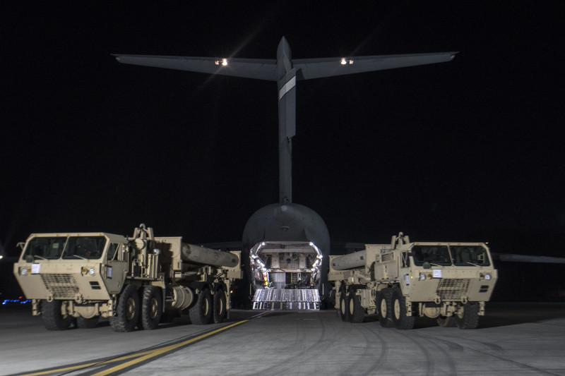 S. Korea Begins Process To Deploy THAAD