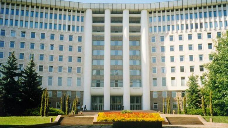 Parlamentul de la Chisinau, Republica Moldova - - wikipedia