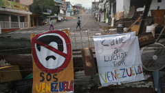Venezuela Tense As Unrest Over President Maduro's Government Continues