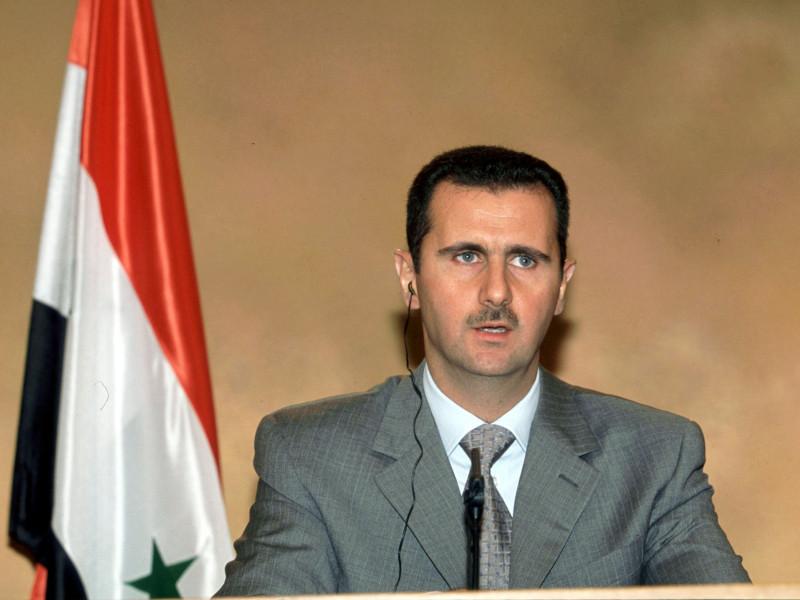Syrian President Visits Spain