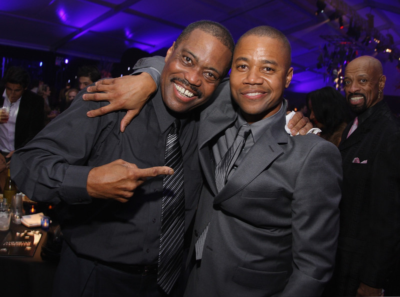 American Gangster Premiere After Party
