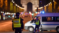 Police Officer Killed In Paris Shooting