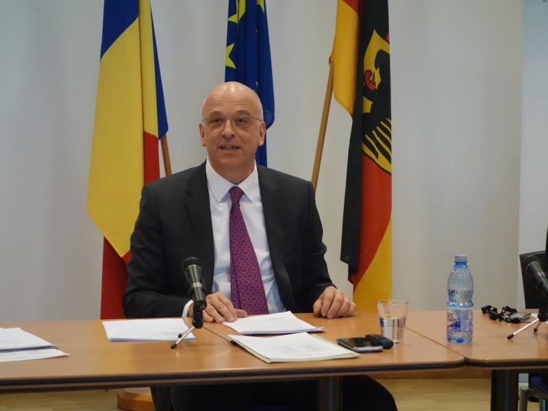 ambasadorul germaniei la bucuresti foto ambasada fb
