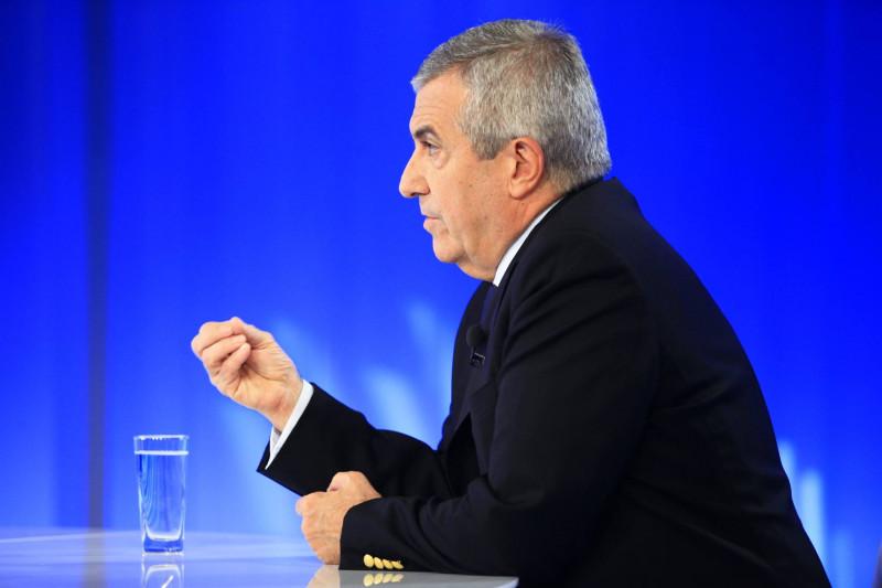 Calin Popescu Tariceanu, la Jurnalul de seara (5)