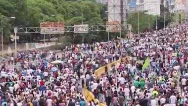 proteste veneuela