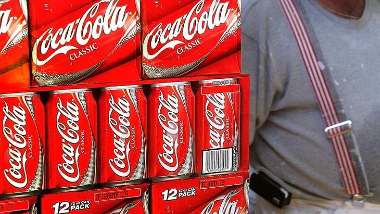 Coca Cola Getty