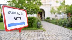 sectie de vot franta in romania