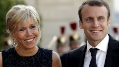 Emmanuel Macron/Brigitte Trogneux