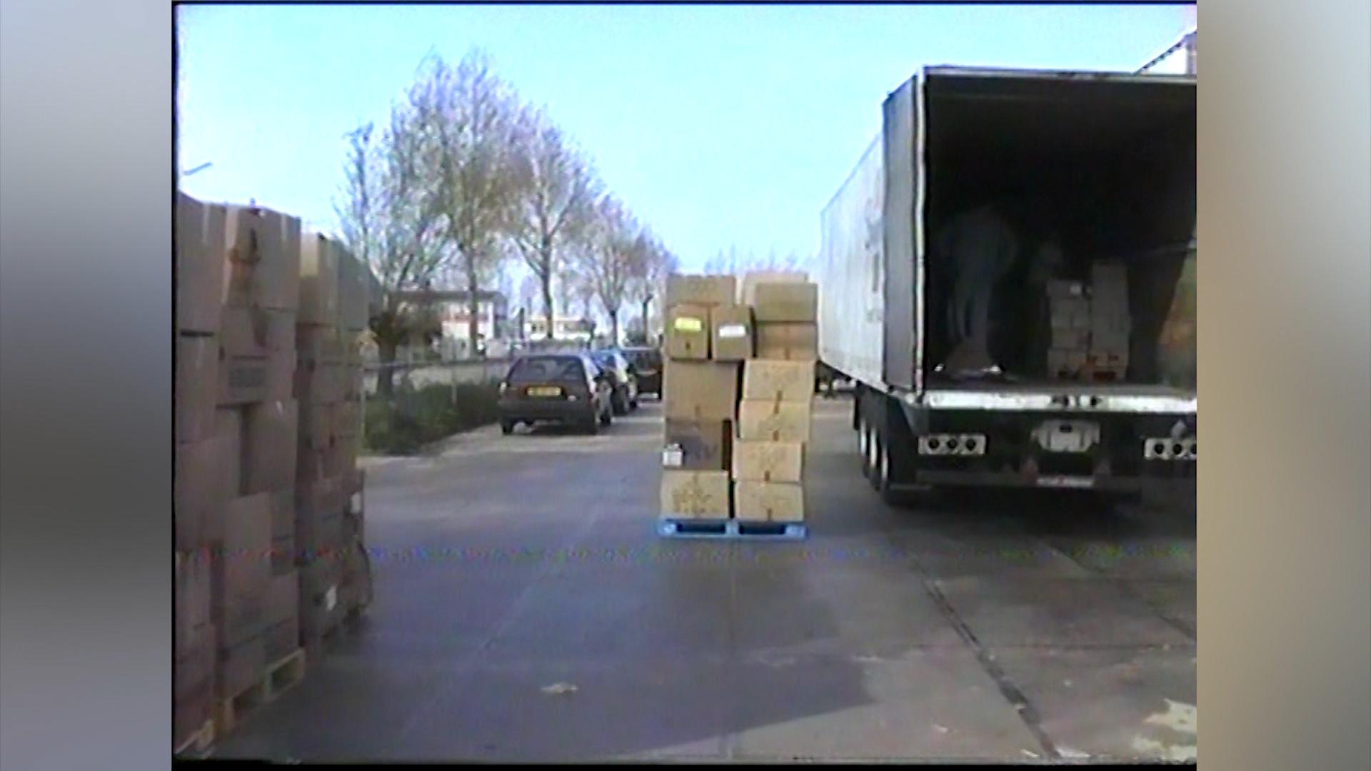 ajutoare olandezi camion