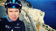 chris froome foto twitter