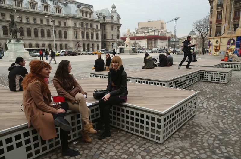 Every Day Life In Romania As EU Members Mull Schengen Inclusion