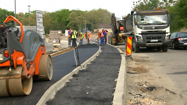 asfaltare reluata