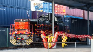 Chinese President Xi Jinping Visits Duisburg