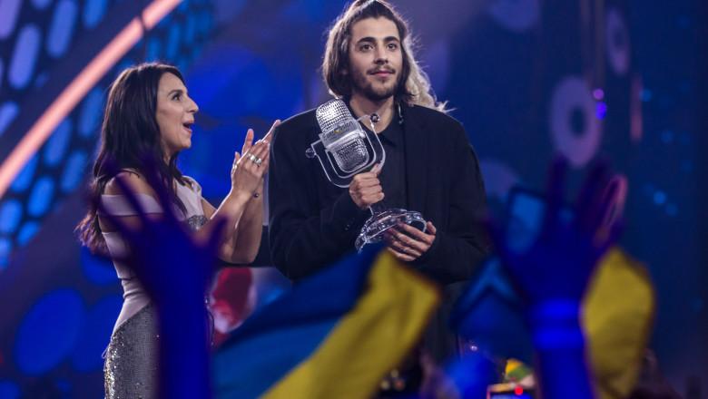 Salvador Sobral eurovision 2017