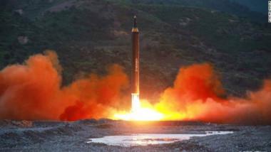 racheta Coreea