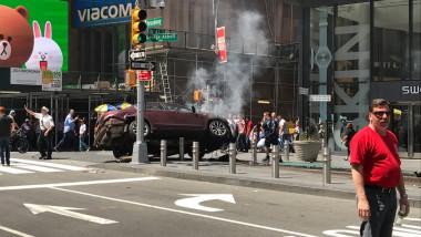 masina pietoni new york