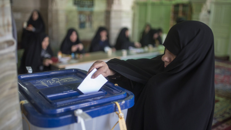 Iran Votes for New Parliament and Assembly of Experts