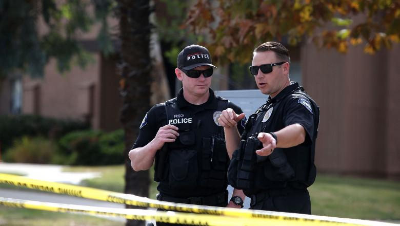Mass Shooting In San Bernardino Leaves At Least 14 Dead