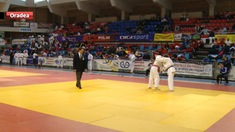 sport judo universitari