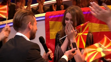 Jana Burceska - Eurovision 2017