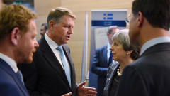 iohannis may presidency