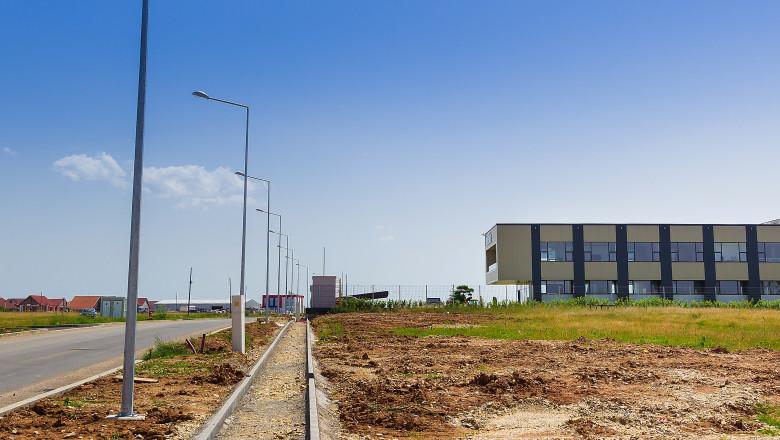 investitie parcul industrial