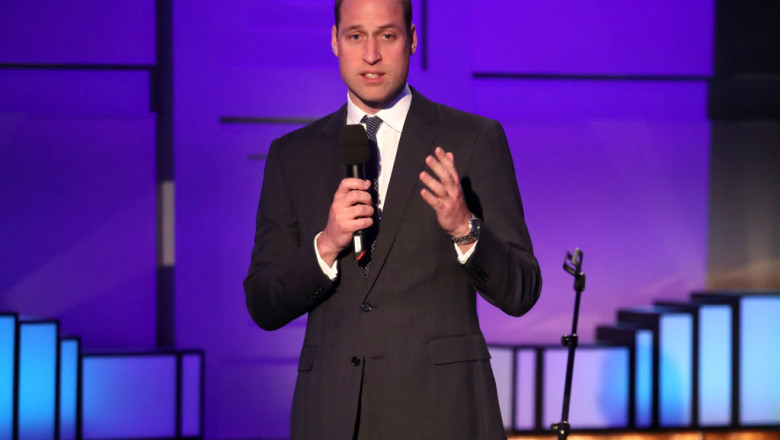 The Duke Of Cambridge Attends Screening Of BBC's 'Mind Over Marathon' Documentary To Launch BBC Mental Health Season