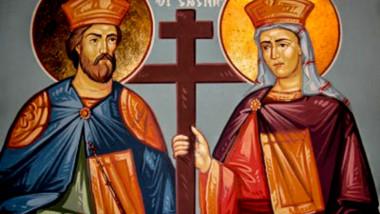 Sfinţii Constantin şi Elena