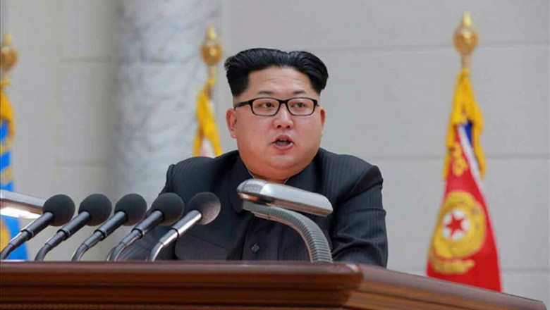 Kim Jong-un defends H-bomb test